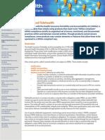 HIPAA Compliance and Telemedicine