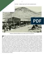 1905 Potosi y Huanchaca - Pulacayo