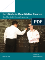 CQF Brochure 2014