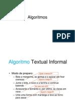 Introducao a Algoritmos