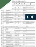 PCTT - Tabela 2012 - Atualizada