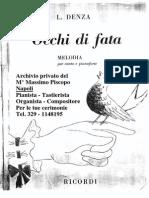 Denza - Occhi Di Fata