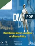 Manifestaciones Musculo-esquleticas en DM