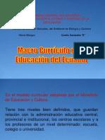 Macrocurriculu en El Ecuador