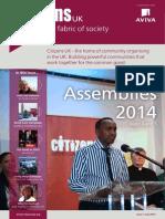 CitizensUK Assemblies 2014