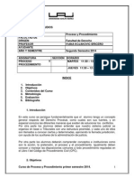 Programa Proceso y Procedimiento Ivana Kojakovic 2014 (1)