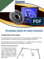 Mecanismos Planos de 4 Elementos