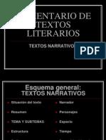 Comentario de Textos Literarios