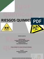 Riesgos Quimicos Seguridad Industrial