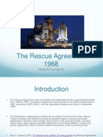 The Rescue Agreement 1968 (udara angkasa)