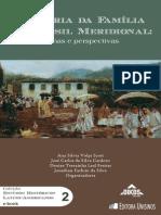 História Da Família No Brasil