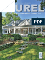 August 2014 Edition of the Laurel Magazine