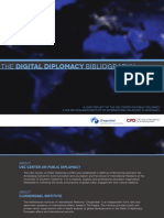 Digital Diplomacy Bibliography 2014 CLI-CPD