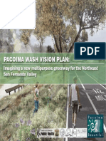 Pacoima Wash Vision Plan Book FINAL