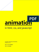 Sample Chapter - Animation in HTML, CSS, and JavaScript