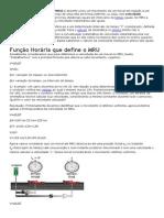 Movimento Retilíneo Uniforme (MRU) - Física - InfoEscola