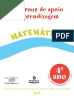 Apostila Sp Matematica_4ano_ Aluno