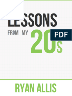 Lessons From My 20s - By Ryan Allis