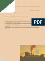 Indicadores Medio Ambiente Urbano España