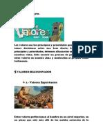 5 Valores,EFHHM