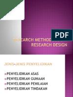 Research Design Topic 2