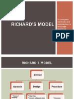 Richard's Model