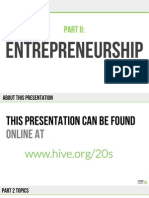 Part 2 - Entrepreneurship - Lessons From My 20s by Ryan Allis