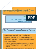 Human Resource Planning and Recrutment chapter 5 Noe et al