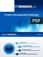 Presentation ProjectManager.com