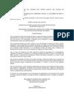 Reglamento Interior Del Consejo Del Poder Judicial Del Estado de Michoacan