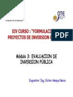 Modulo 4 Evaluacion de Proyectos Victor Amaya