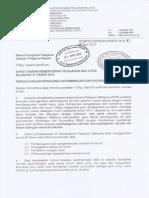 Surat Siaran Kpm Bil 12 Tahun 2012