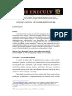 2005 Eneacult Economia Criativa e Empreendedorismo Cultural