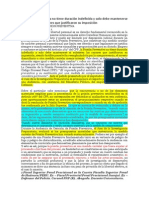 Cesacion de La Prision Preventiva.