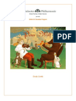 Peter and the Wolf Study Guide