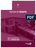 Manual Do Mesário TRE