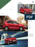 VW Polo Sales Pitch