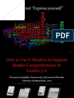 How to Use E-Reader