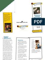 supple brochure on language