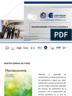 Macroeconomia y Politica Economica Sesiones 1-8 Vf1 (1)