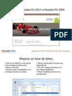 Neo Data 2012 vs 2009