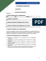 Programa Estadística I 2014