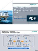 Control Anything Anywhere With Siemens Distributed Control System