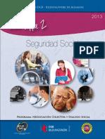 Cartilla de Seguridad Social 2013 Convenio Dbg Bw Cut Ctc