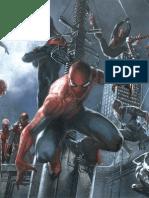 Spider-Man (616) 52nd Anniversary Sliding Timeline