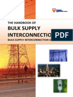 TNB - The Handbook of Bulk Supply Interconnection Guideline