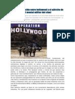 La Oscura Relación Entre Hollywood y El Ejército de Eua