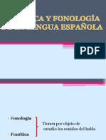 fONÉTICA YfONOLOGÍA n° 1