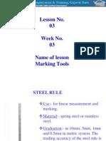 03 Marking Tools