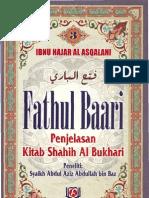 Fathul Baari jilid 3  Ibn Hajar al Atsqalani
